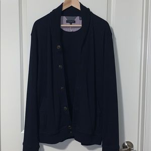 Ted Baker Cardigan, navy blue size 5 or US size 42